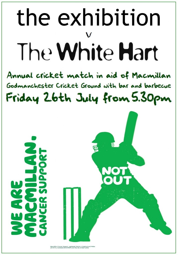 Exhibition v White Hart Cricket Match