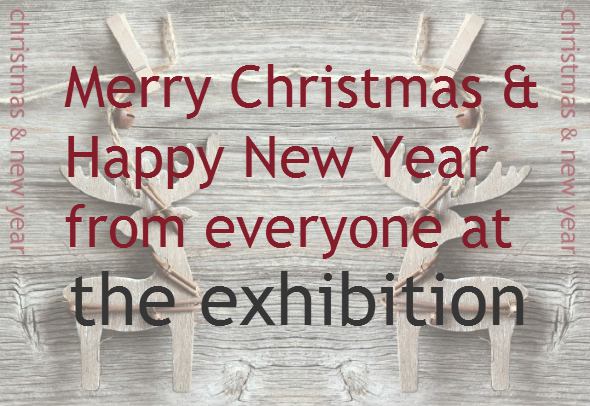 The Exhibition this Christmas - mc